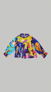 Diversity Kids Ruffle Neck with Trousers