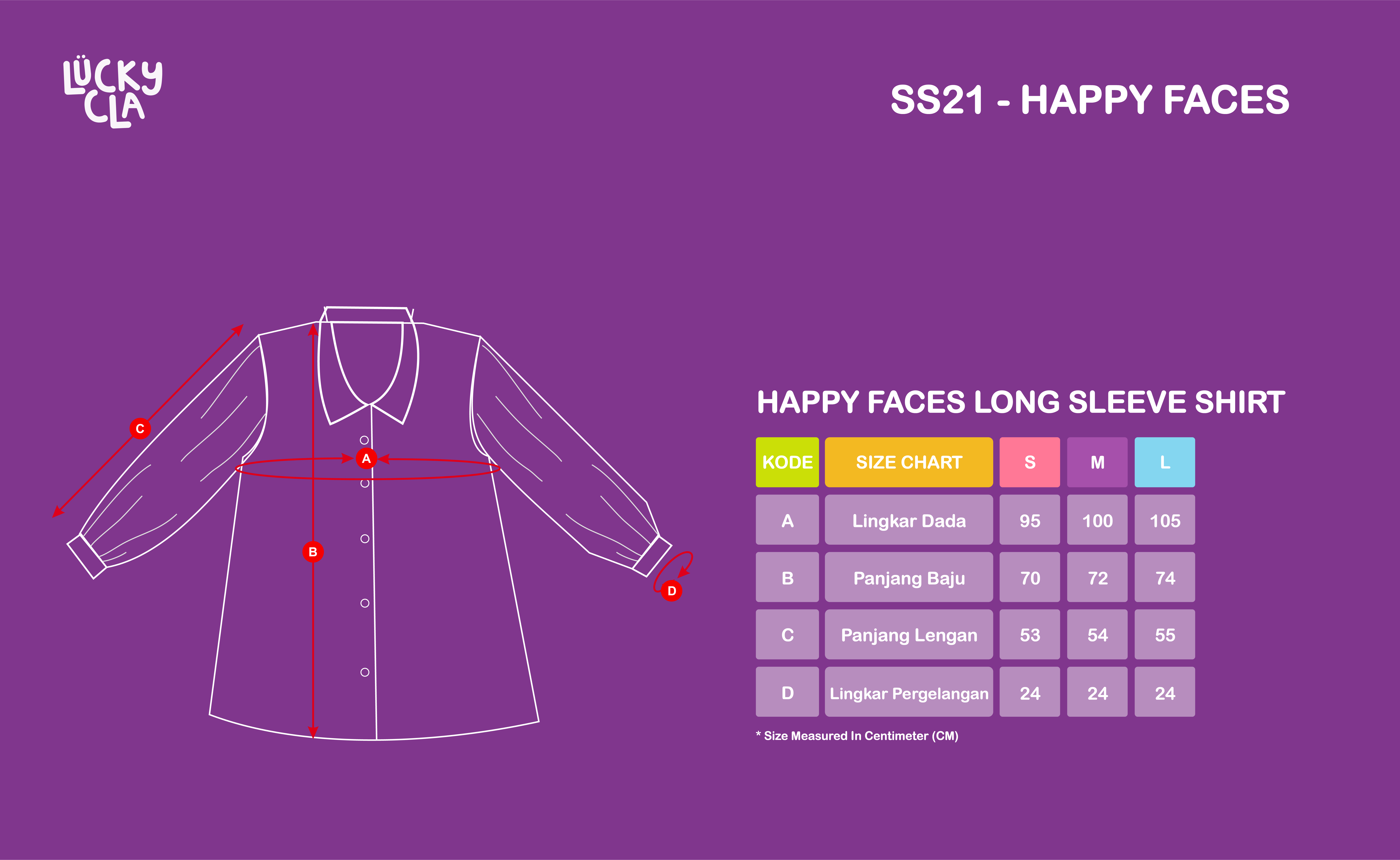 Happy Faces Long Slevee Shirt