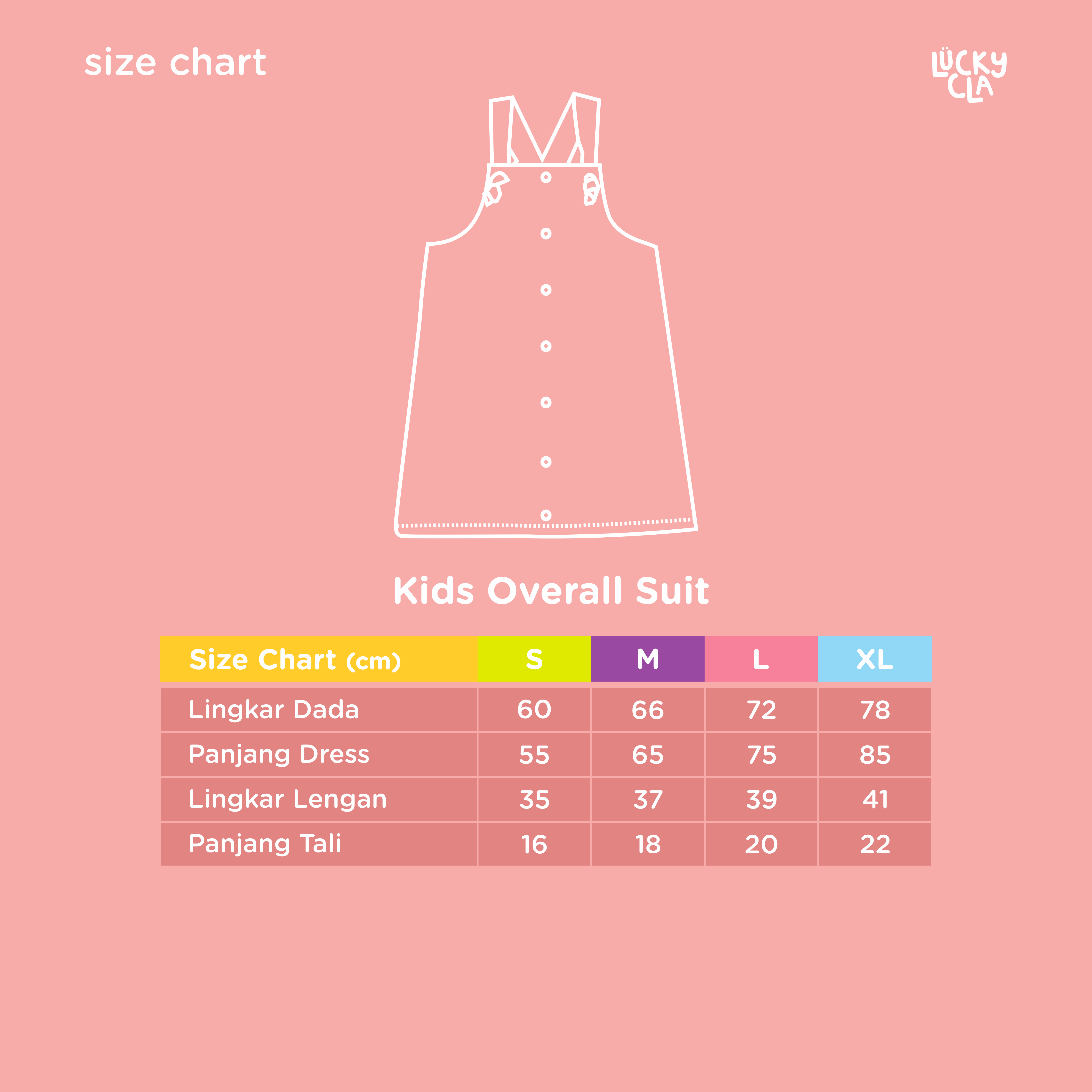 Zoo Kids Overall Suit