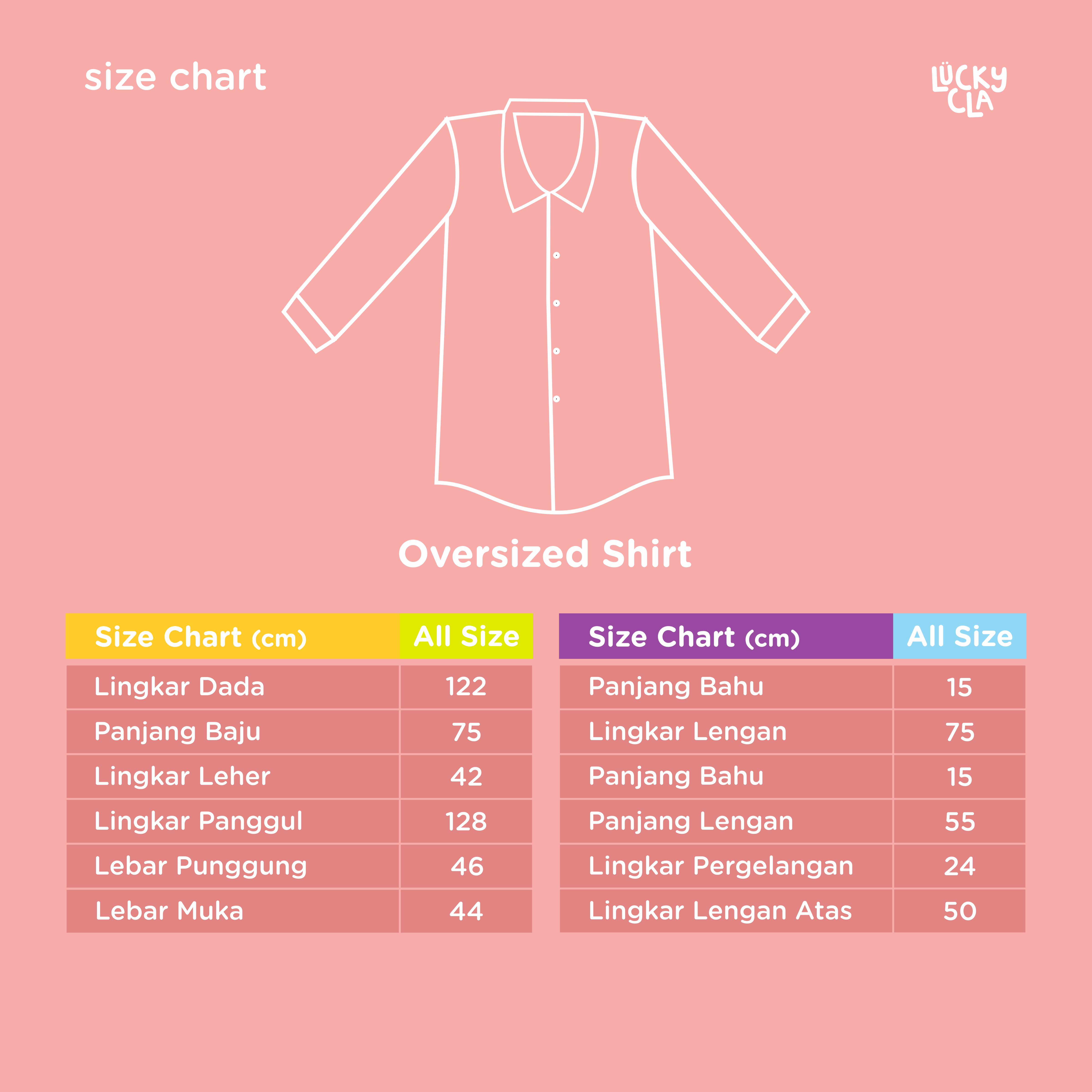When In The Zoo Oversized Shirt