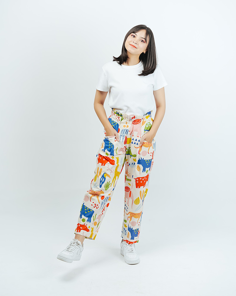 When in The Zoo Trousers